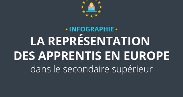 Infographie – Le point sur l'apprentissage en Europe